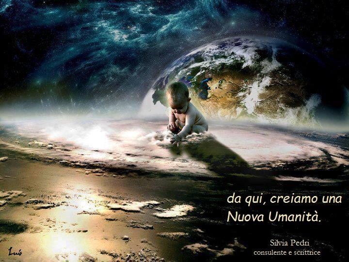 bambino cosmo_ Nuova Umanità