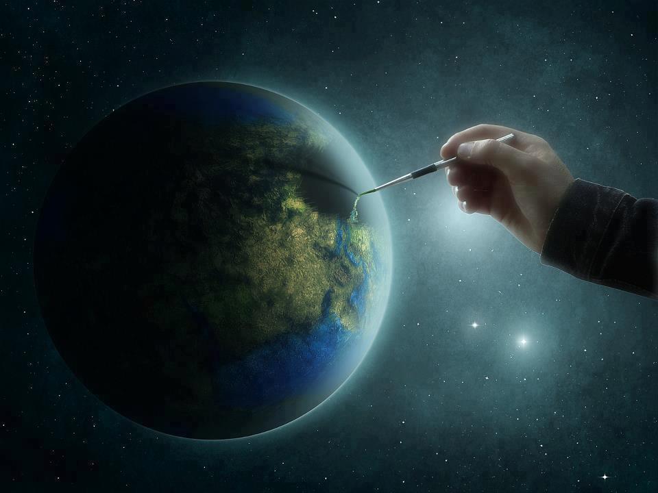 gaia creare pianeta_ Nuova Umanità