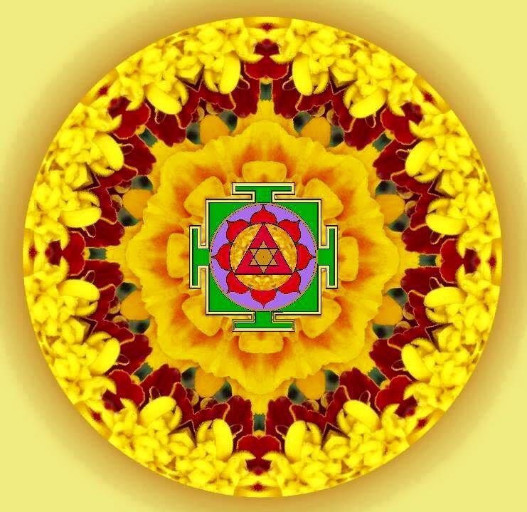 Mandala per la prosperità