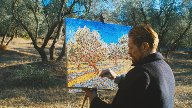 Van Gogh - Film di Schnabel