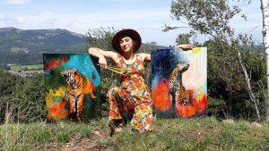 L'Arte di Sognare Reale: Monika Hricko