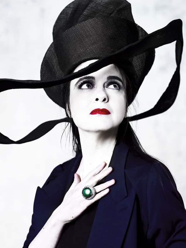 Amélie Nothomb - Carnevale tutto l'anno | Silvia Pedri Life Artist Milano
