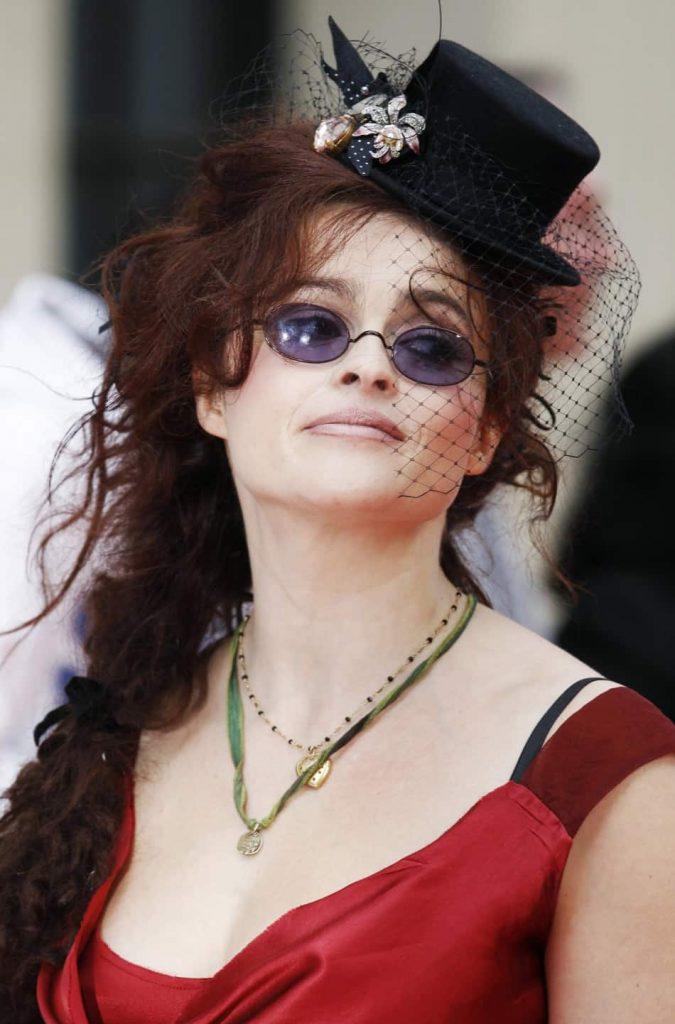 Helena Boham Carter - Carnevale tutto l'anno
