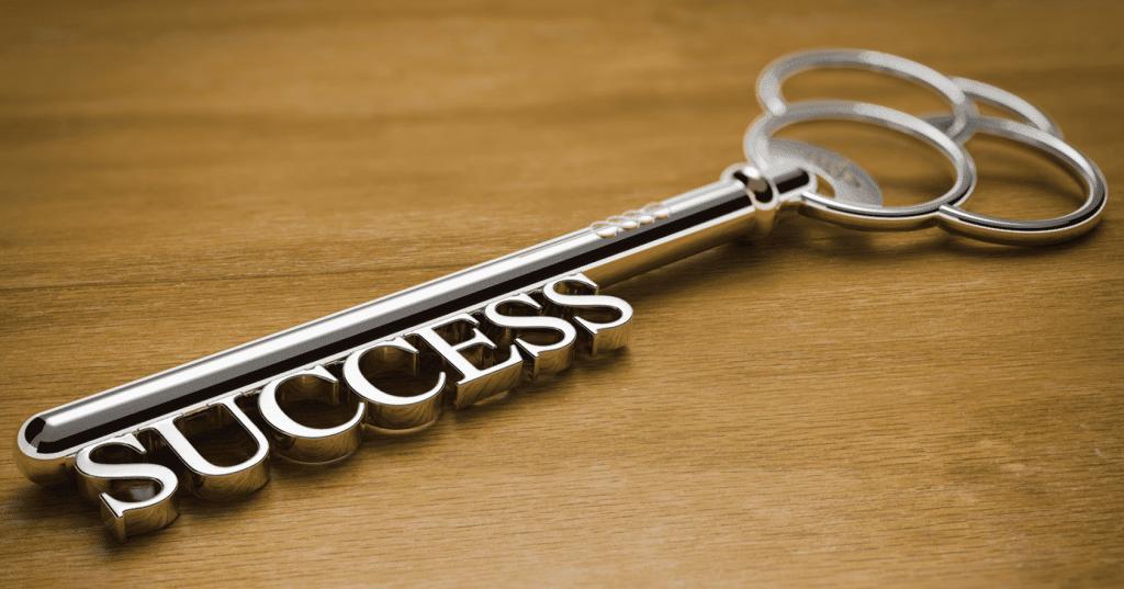 Chiave del tuo successo potere - Silvia Pedri