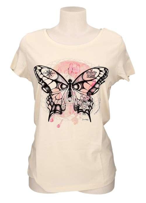 Tshirt Farfalla